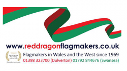 Red Dragon Flag Makers