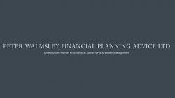 Peter Walmsley Financial Planning