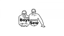 The boys who sew
